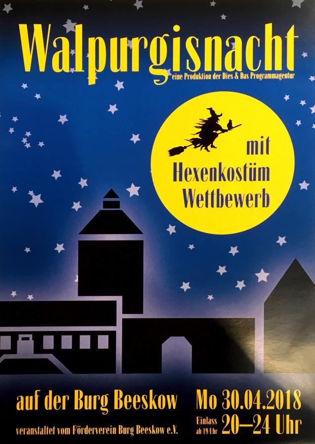 Walpurgisnacht 2018