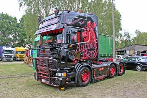 Scania Berg 2014