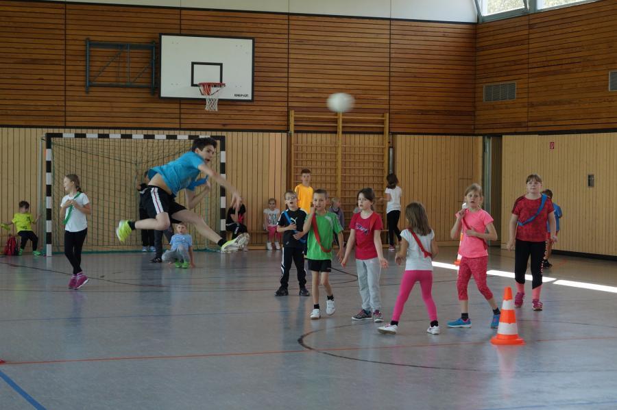 Sporttag Halle