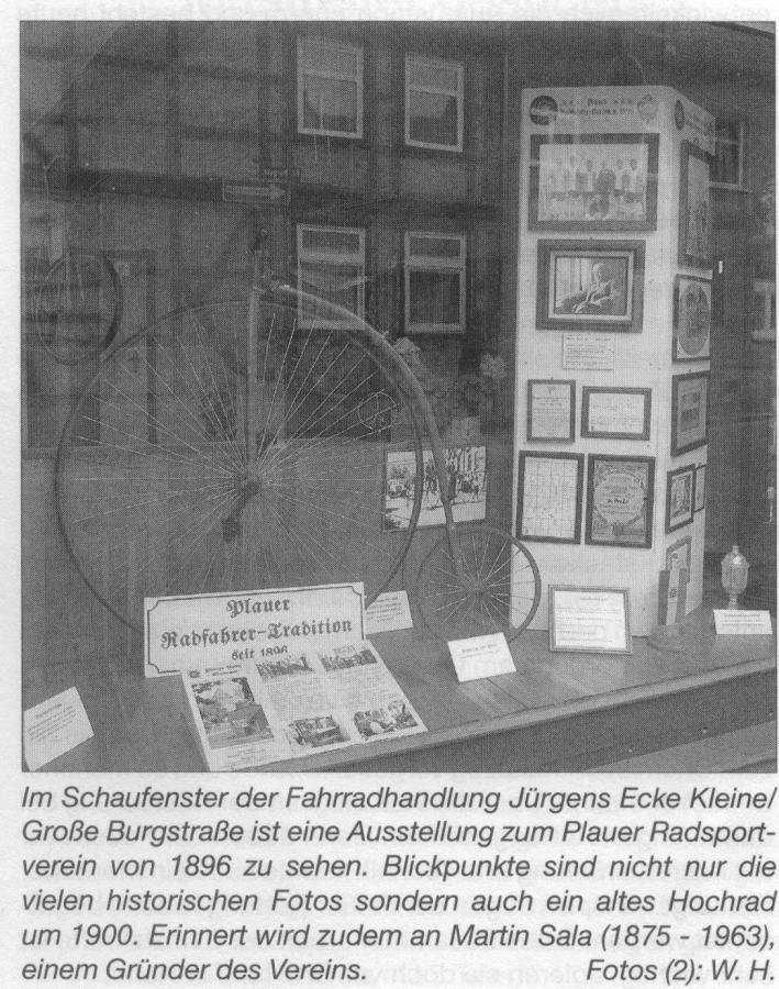 Schaufenster Jürgens