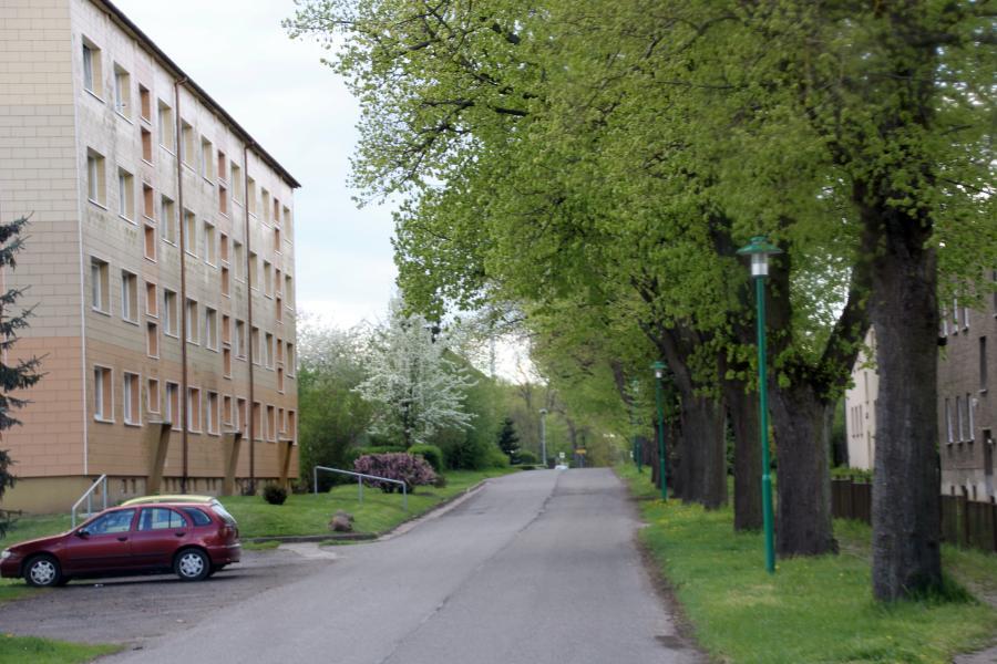 Dorfstraße Schenkenberg
