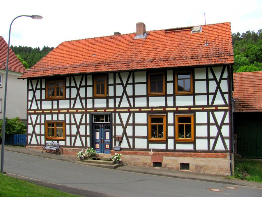 ehemalige Gaststätte in Schenksolz