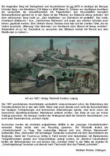 Leipziger Scherbelberg Teil 2