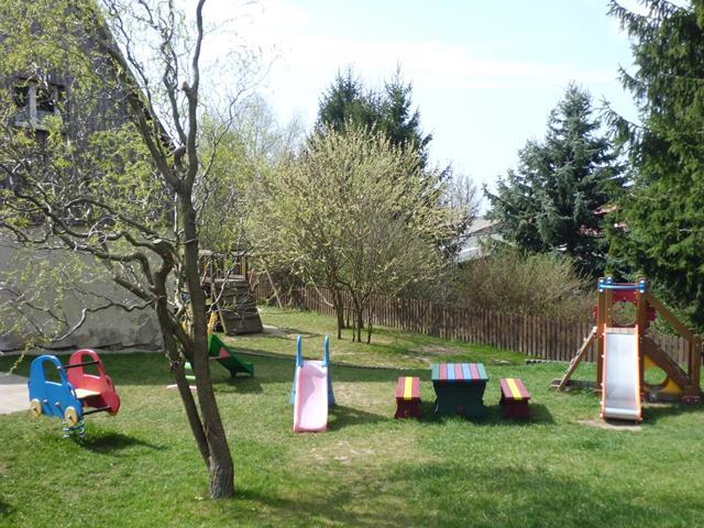 KITA Schielo Spielplatz