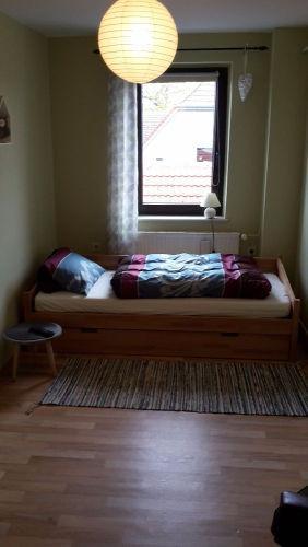 Bett zum ausziehen