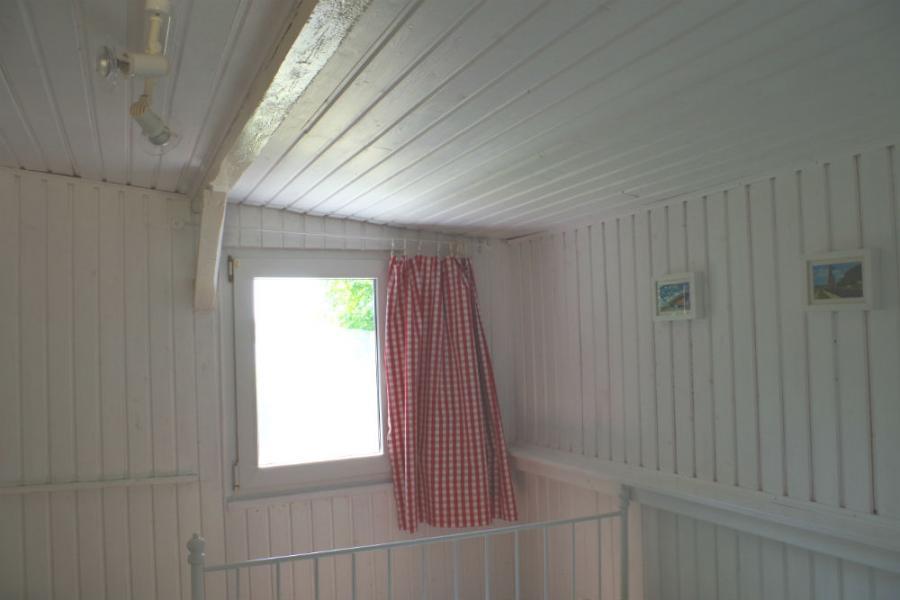 Fensterblick aus Schlafzimmer