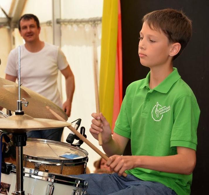 Schlagzeuger 2