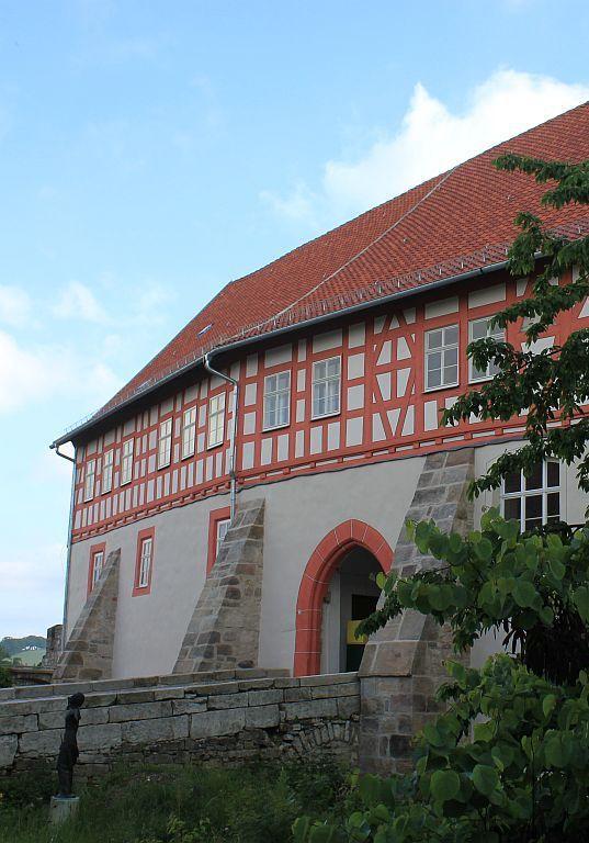 Torhaus Schloss Eisfeld