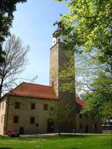 das Schloss Lützen