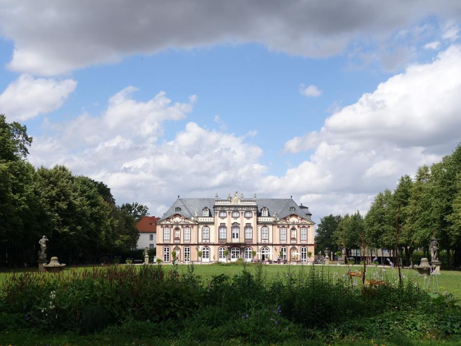 Schloss Molsdorf und Park