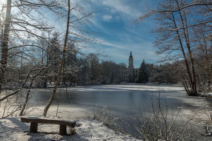 Schloss Dammsmühle _ Winter_Foto: Engelhardt