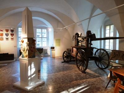 Schloss und Festung_Ausstellung_Feuerwehr