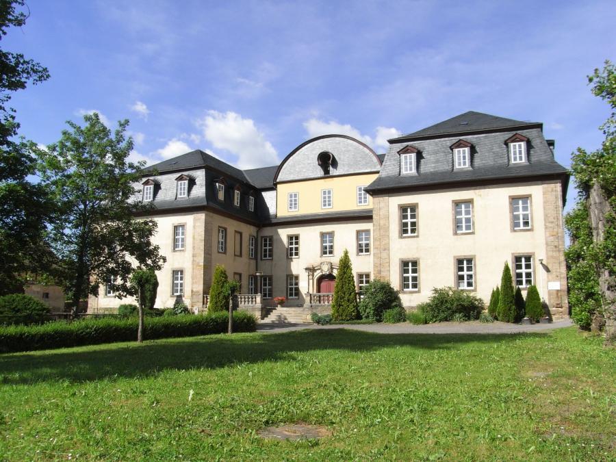 Barockschloss Krölpa