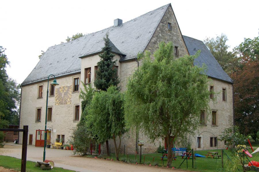 Schloss Trautenburg Ottleben