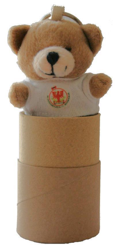 Schlüsselanhänger Teddy 2