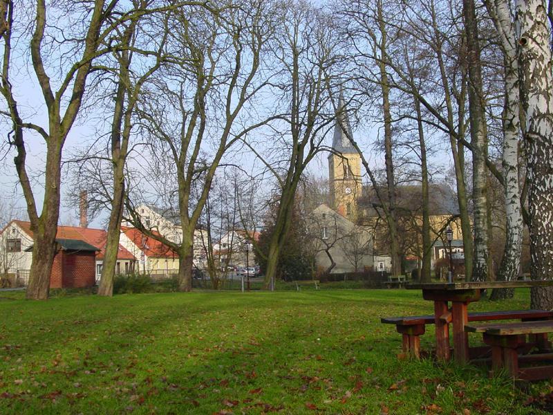 Schmachtenhagen Dorfanger