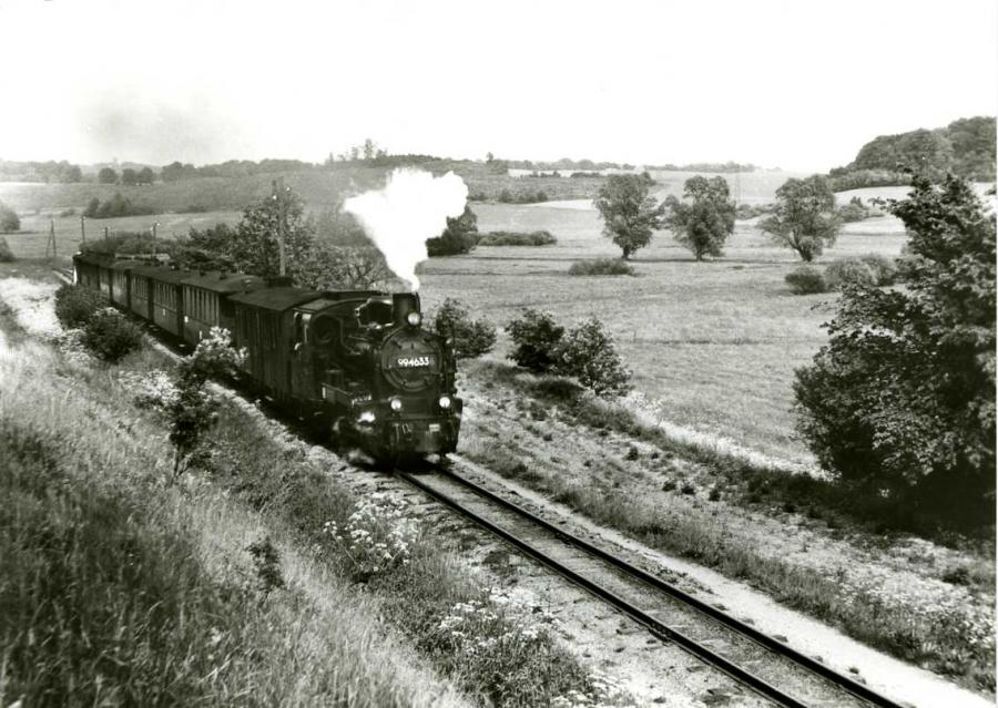 Schmalspurbahn Putbus-Göhren 3