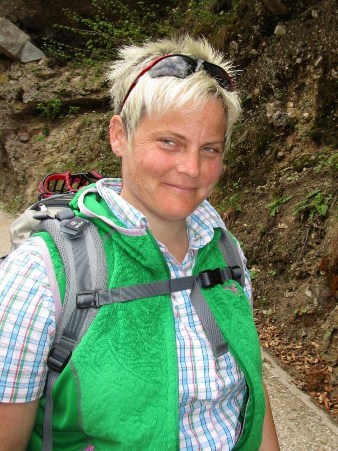 Imke Schmid, Leiterin der Ev. Kita Lagune seit 01.07.2017