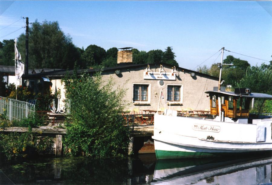 Gaststätte am Hafen, 1991
