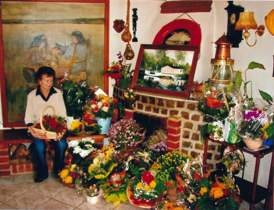 Verabschiedung von Frau Hildegard Schmidt 2004