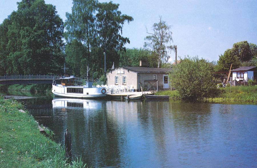 Gaststätte am Hafen, 1992