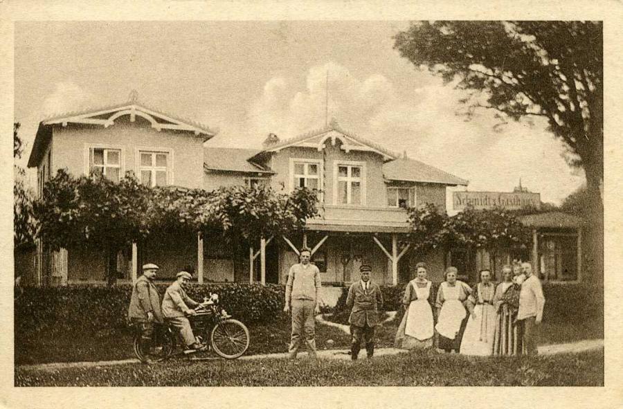 Schmidts Gasthaus Lobbe a. Rügen