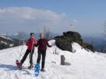 Schneeschuhtour karin