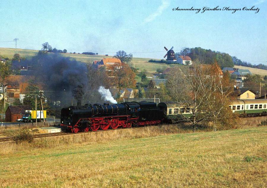 Schnellzuglokomotive 03 2001