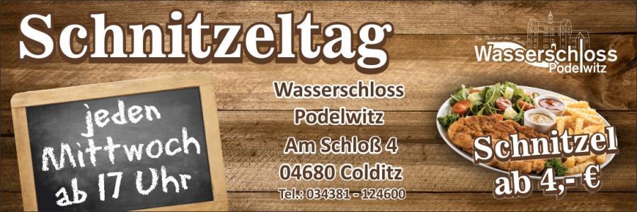Banner Schnitzeltag