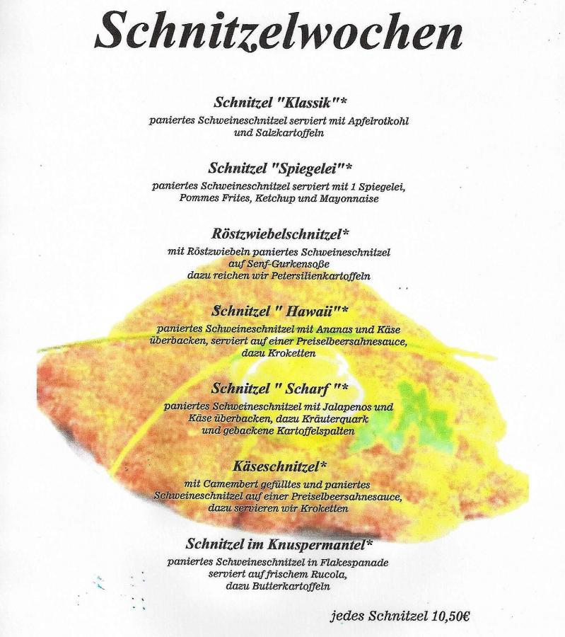 Schnitzelwochen