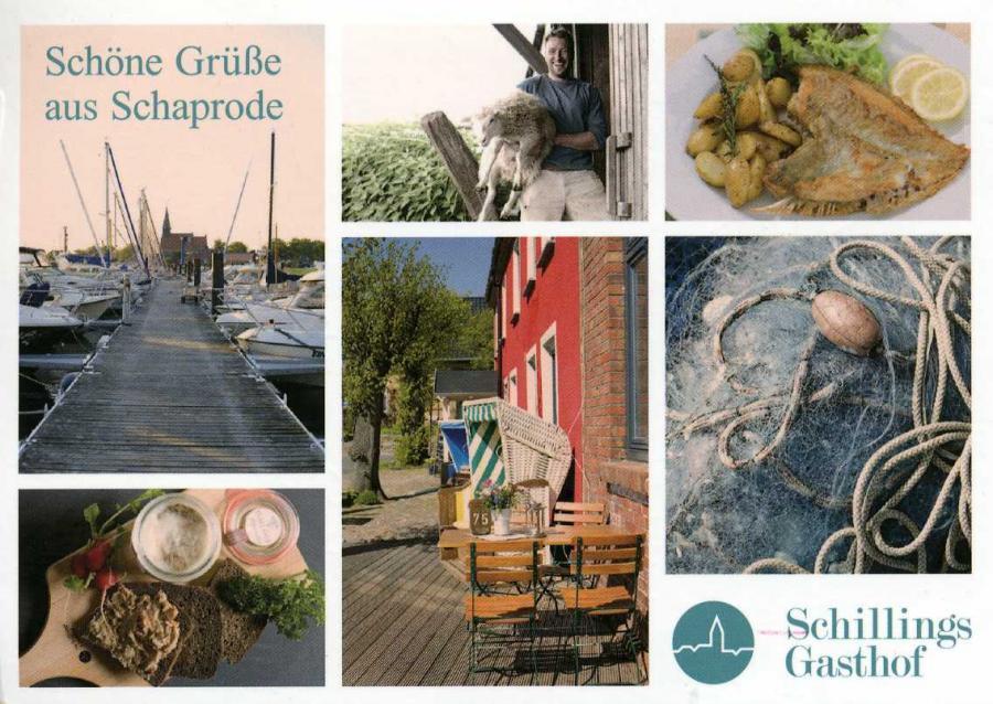 Schöne Grüße aus Schaprode 2016