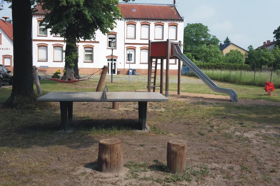 Schönerlinde Spielplatz Am Gemeindezentrum1, Foto: Gemeinde Wandlitz