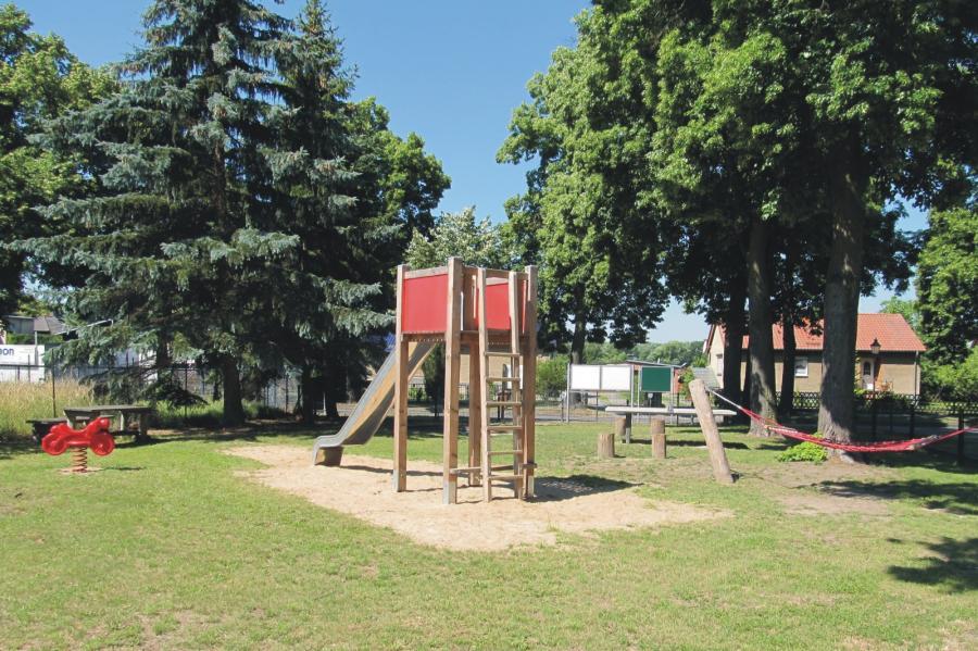 Schönerlinde Spielplatz Am Gemeindezentrum, Foto: Gemeinde Wandlitz
