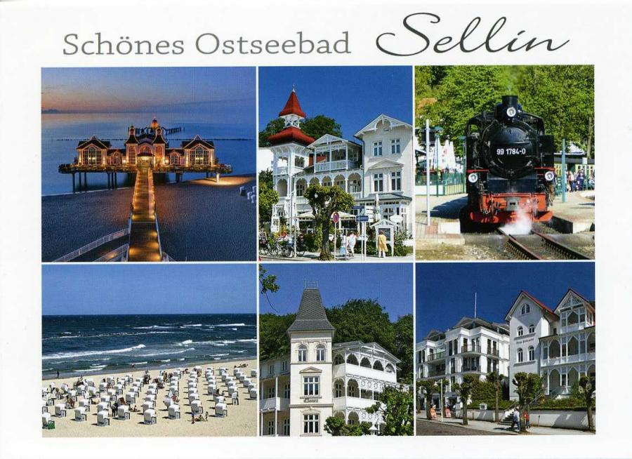 Schönes Ostseebad Sellin