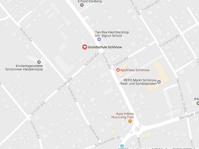 Schönow Google