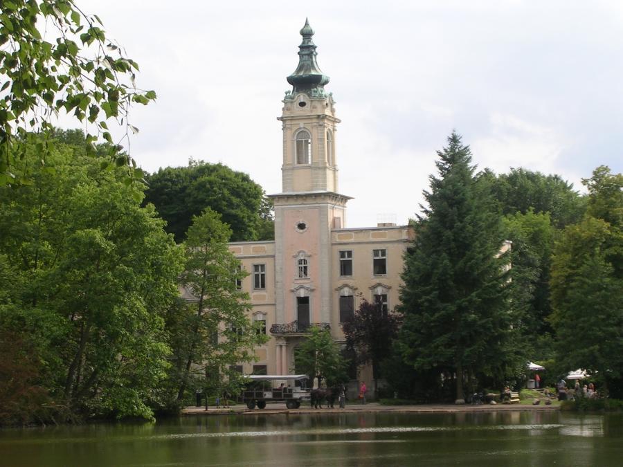 Schloss Dammsmühle_Foto: