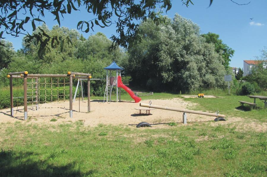 Schönwalde Spielplatz Am Eichengrund, Foto: Gemeinde Wandlitz