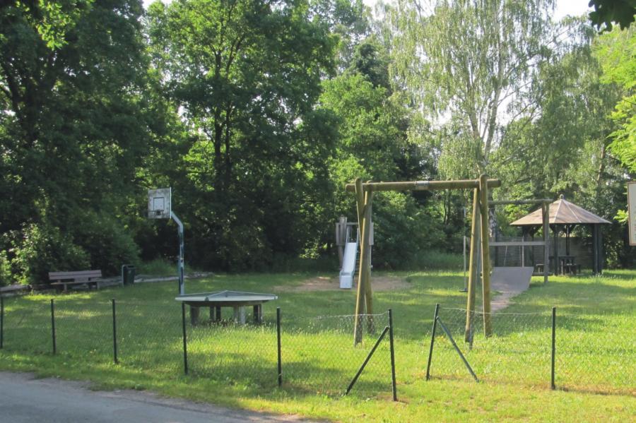 Schönwalde Spielplatz Am Gorinsee, Foto: Gemeinde Wandlitz
