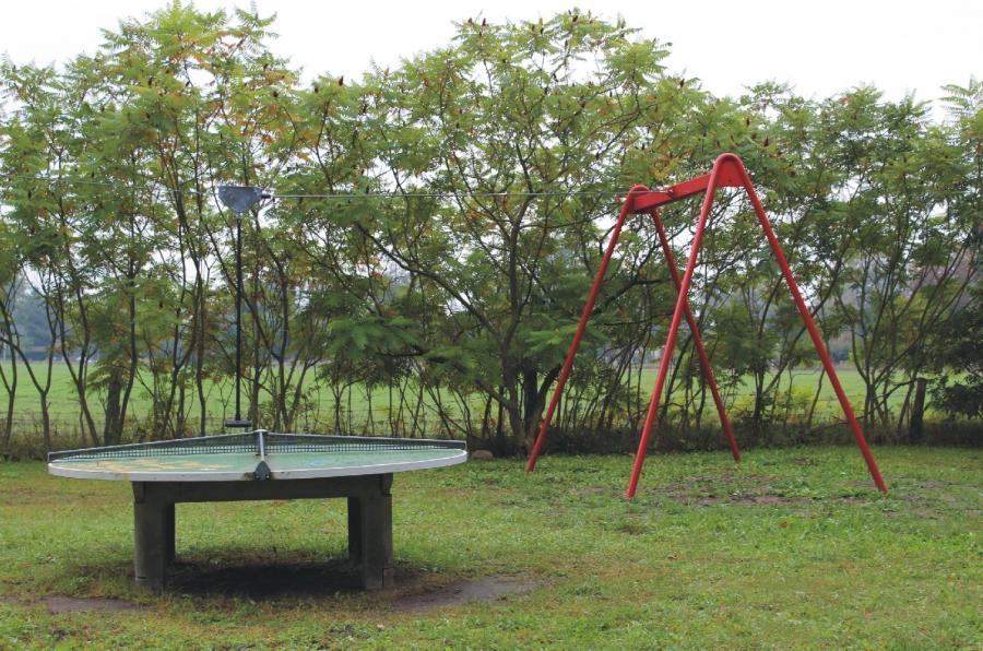 Schönwalde Spielplatz Am Gorinsee Seilbahn, Foto: Gemeinde Wandlitz