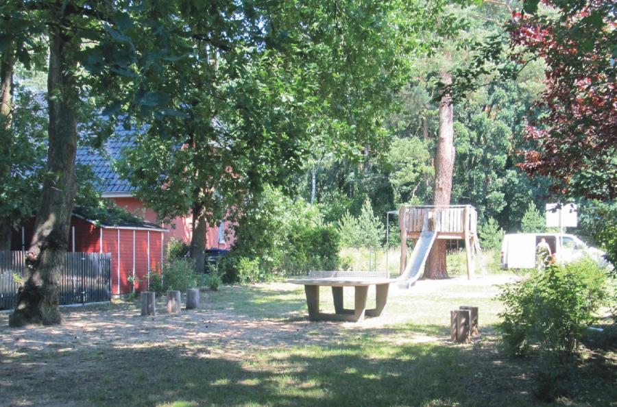 Schönwalde Spielplatz Tuchmacherweg, Foto: Gemeinde  Wandlitz