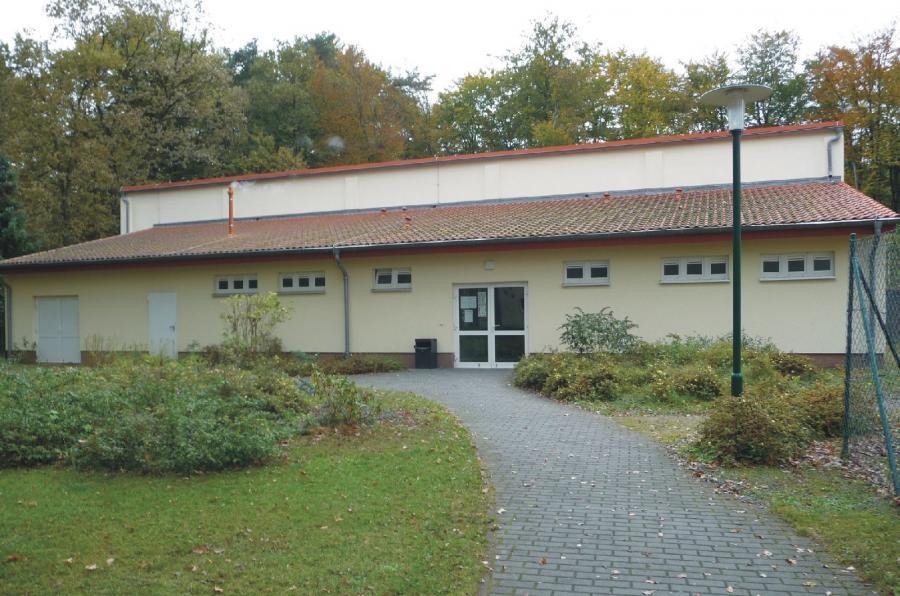 Schönwalde Sport- und Mehrzweckhalle, Foto: Gemeinde Wandlitz
