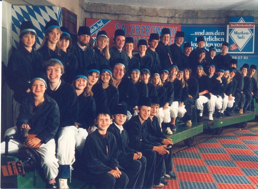 Österreichreise 1982