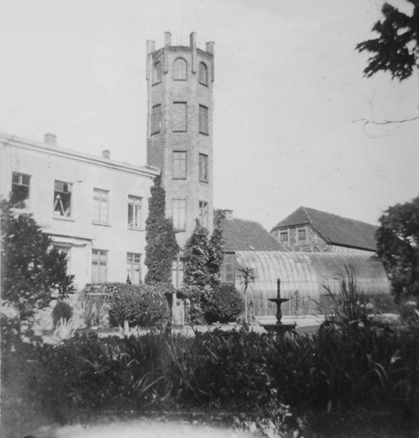 Das Gutshaus in Schorrentin (um 1920) (1)