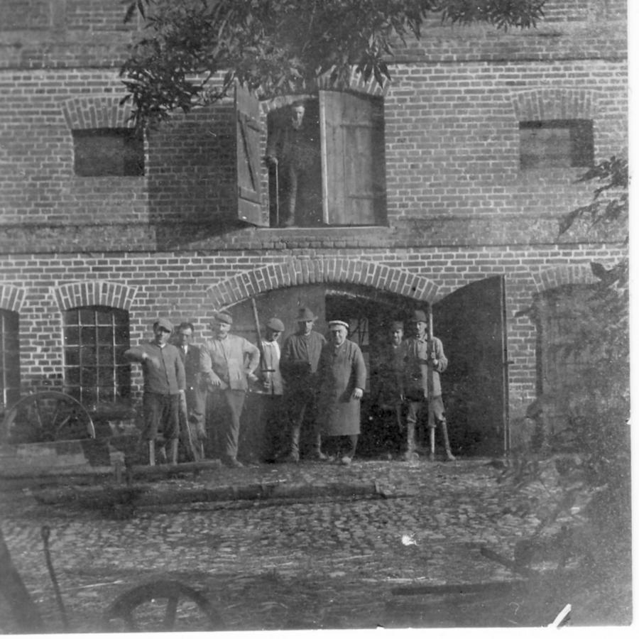 Getreidesspeicher (um 1925)