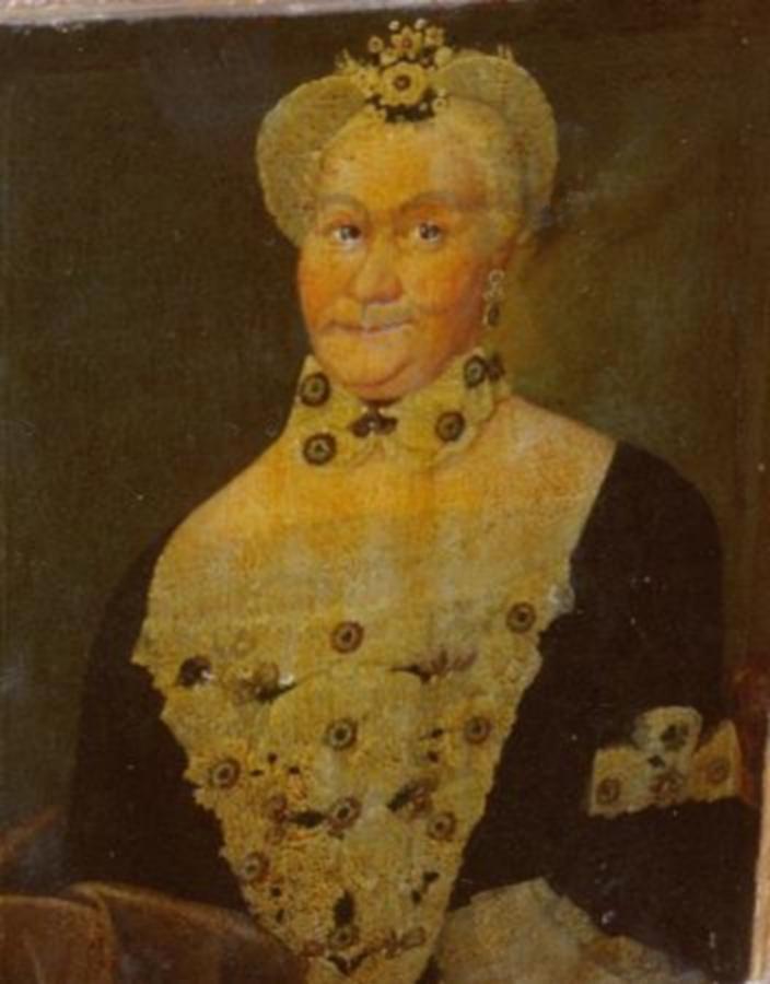 Christina Elisabeth Viereck, geb. Krüger (1696-1778)