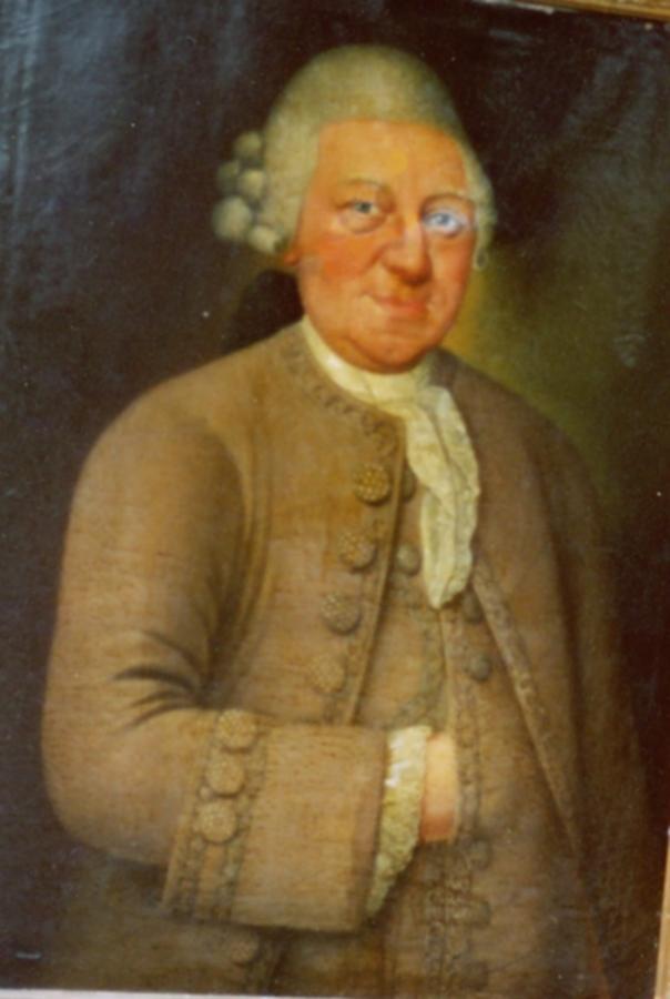 Johann Diederich Viereck (1721-1795)