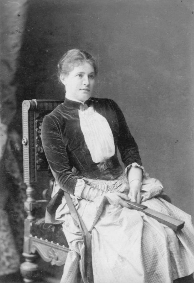 Johanna Viereck, geb. Friedrichsen (1856-1932)