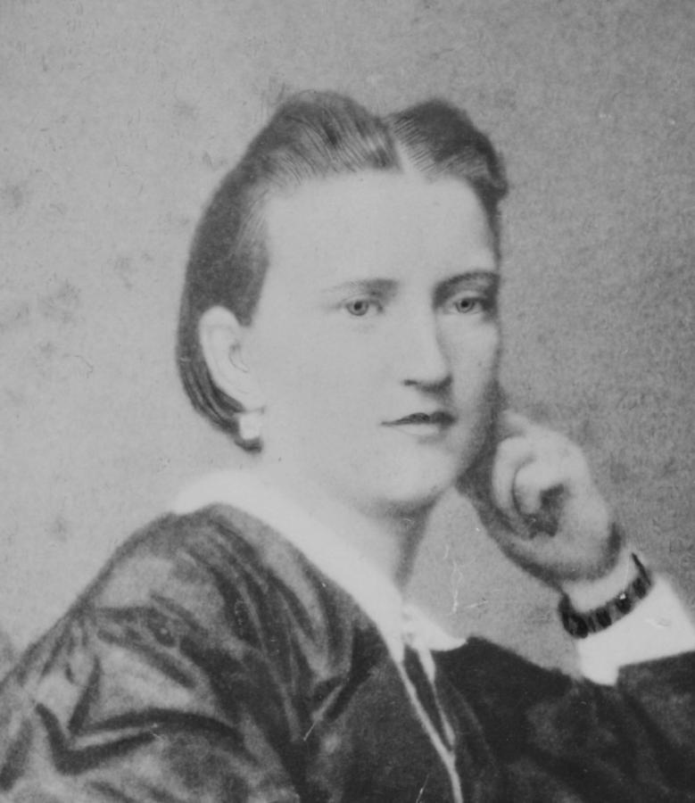 Antonie Viereck, geb. Siemssen (1843-1868)