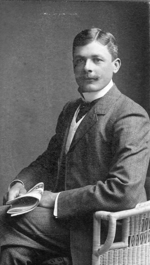 Friedrich-Wilhelm Viereck (1881-1976)