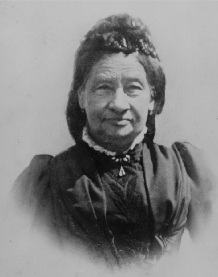 Pauline Maria Dorothea Viereck, geb. Bockhahn (1814-1900)